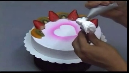 21世纪创意蛋糕制作
