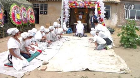 二婶去世悼念仪式有沽源县三里望营董万财文艺演出艺术团伴奏