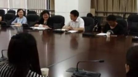 相约校长:西电举行2016届本科毕业生座谈会