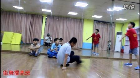 杭州市笕桥姿韵舞蹈艺术培训学校 街舞班