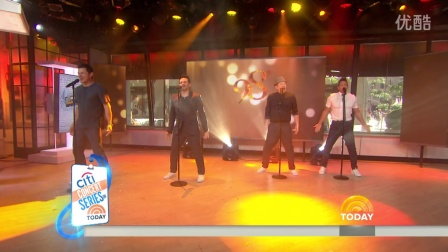 【日韩MV】98 Degrees perform Because of You live on TODAY