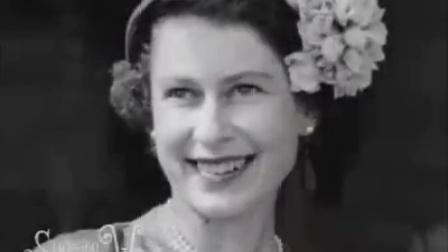 1分钟看英女王伊丽莎白二世90年