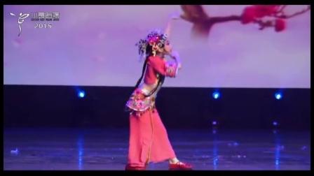 幼儿舞蹈-独舞--01 春闺梦--【关注公众号:幼师秘籍-微信号:youshimiji了解更多幼教视频】