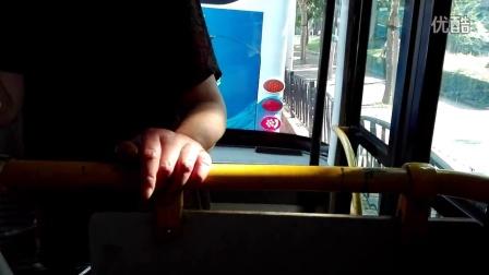 【浦东上南】871路公交车(W0A-078)(锦西路打虎山路-西营路成山路)全程2【VID_20160704_155547】