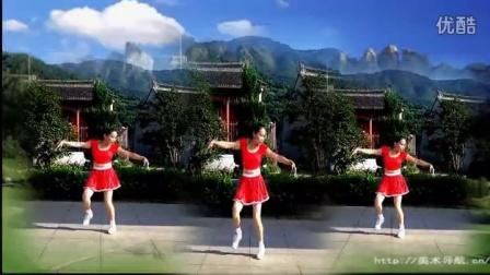 温州丽岙丽南广场舞《嗨起来》编舞:杨丽萍习舞:冬仙
