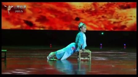 幼儿舞蹈-独舞--08 我和月亮说句话--【关注公众号:幼师秘籍-微信号:youshimiji了解更多幼教视频】