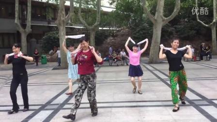 (南泥湾)王老师舞蹈