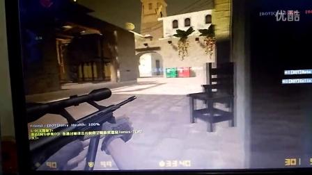 M4 Ak AUG点射效果