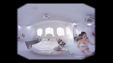 【360 VR】韩国极品妹子  教另类保健大法