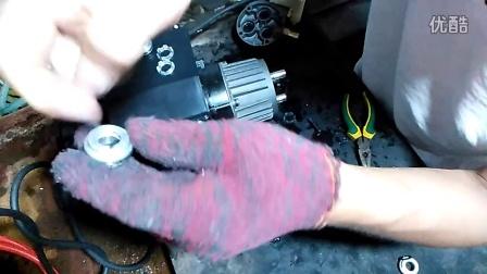 高压清洗机没有压力或压力很低的故障处理 迈克格林 自助洗车机泵