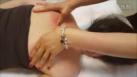 Chinese Girl powerful Girl Head Massage(国产强力道头部按摩2)