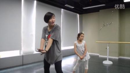 桔子树艺术培训教学视频-少儿爵士舞初级