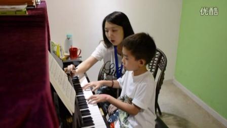 桔子树艺术培训教学视频-少儿钢琴初级