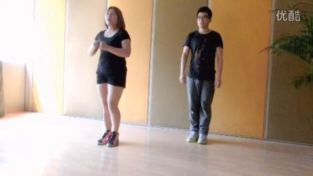 桔子树艺术培训教学视频-爵士舞1对1初级02