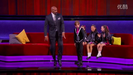 Little Big Shots - Steve Gets an Irish Dance Lesson - 哈维同学跳踢踏舞。
