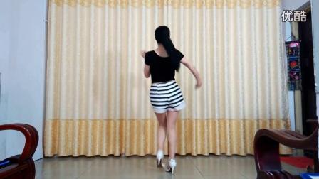 洁琼广场舞 dj《我爱你和你没关系》编舞:杨丽萍_超清