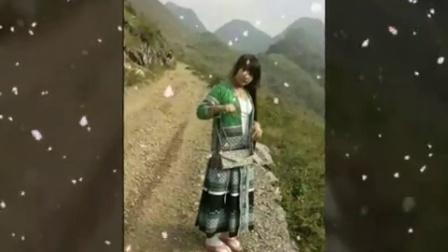 广西隆林苗族美女电影~杨豪华~威龙