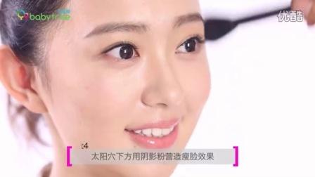 小时光《明星化妆间》:揭秘孙耀琦女神妆容