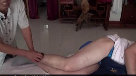 胆经刮痧视频教程