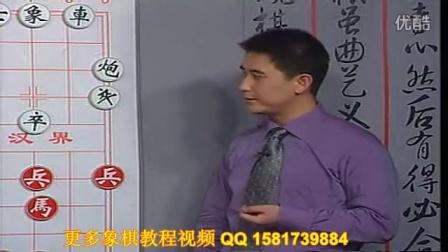 张强郭丽萍中国象棋视频讲座-许银川VS陶汉明