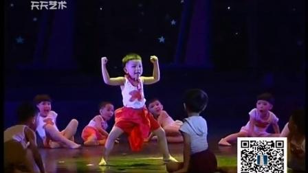 舞蹈12《小小冠军梦》--【关注公众号:幼师秘籍-微信号:youshimiji了解更多幼教视频】