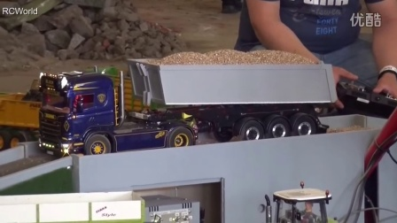 RC Tractors at work John Deere Fendt Mercedes Benz Traktor ♦ Feldtage ...