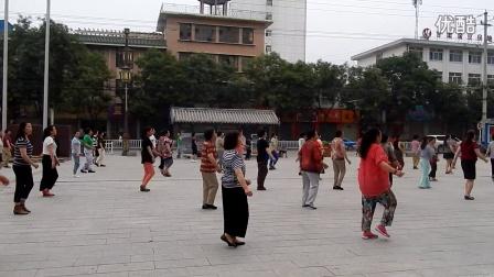 甘肃庆城县民生广场健身队1495