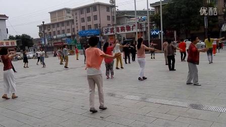 甘肃庆城县民生广场健身队1497