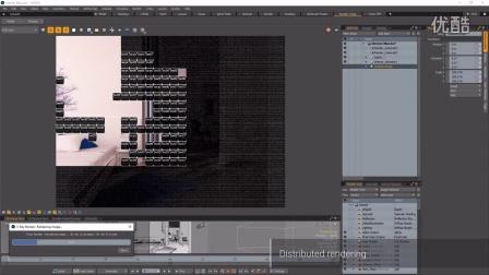V-Ray for MODO - 分散式渲染