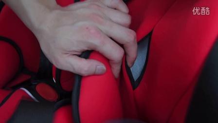 德国贝思瑞汽车儿童安全座椅BY-1571款安装指导视频