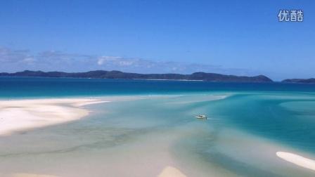 澳大利亚白天堂海滩