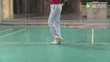 《一路歌唱》第二节头上平绕 动作解析 柔力球步步高第二套 王学军创编 奥博隆发布