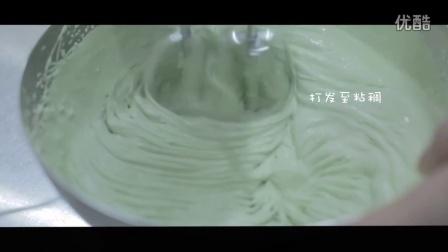 抹茶红豆千层