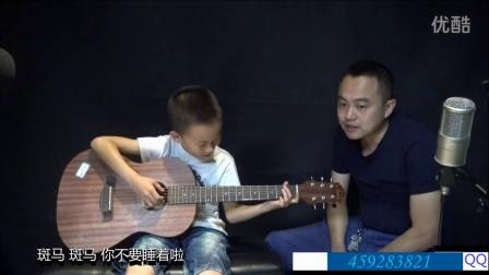 成都天韵吉他培训班,成都专业吉他培训教学,学员弹唱《斑马斑马》