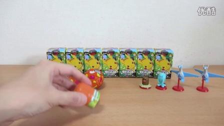 日本超人气玩具食玩蛋 海绵宝宝巧克力健达奇趣蛋