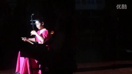 8庆云县音乐教师培训汇报演出2016年7月13日器乐联奏:琵琶曲《十面埋伏》二胡曲《喜唱丰收》古筝曲《羞答答玫瑰静悄悄地开》部分