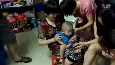 奇妙的美发沙龙宝宝自己理发可疑的美容院理发教学视频