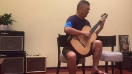 帕尔拉多分享:张路春老师用阿兰达AR-S3吉他演奏