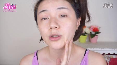 夏天适用的防晒好用底妆教学! 抗汗测试~|沛莉 Peri