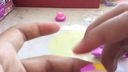 【琪】教你超轻粘土做蛋糕2
