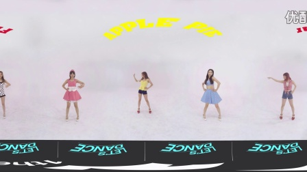 【日韩MV】Let s Dance(360VR ver.) FIESTAR _ APPLE PIE