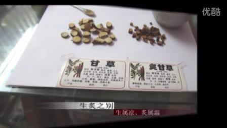 《中药》资料收集整合甘草与炙甘草