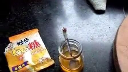 自己做的QQ糖布丁 我吃了超级...