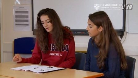 Cambridge English- Preliminary for Schools, Victoria and Chiara
