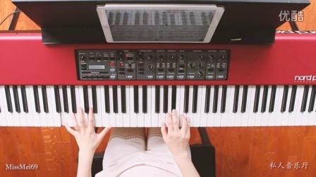 【钢琴】贝加尔湖畔_tan8.com