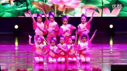 陕西神木锦界小梨园艺术学校舞蹈《盛世荷风》