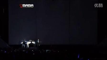 宋仲基 - 当年情 - 2012MAMA亚洲音乐盛典现场