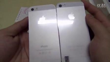 买苹果需注意 苹果5s真假对比 如何鉴别真假iphone5s_高清