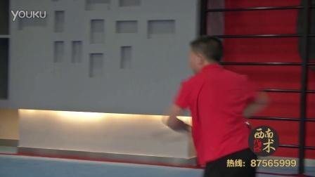 西南武术培训中心-王可-双截棍