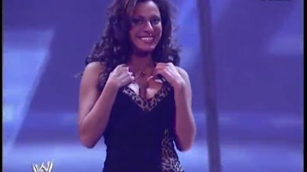 Al Wilson & Dawn Marie Segment SmackDown 11.07.2002 (HD)青菜上传~
